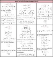 solving trigonometric equations she loves math