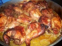 cuisiner un lapin au four recette lapin mariné rôti et riz aux chignons cuisinez lapin