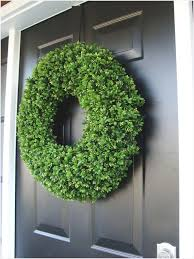 Wedding Wreaths Artificial Wreaths For Front Door Smartly