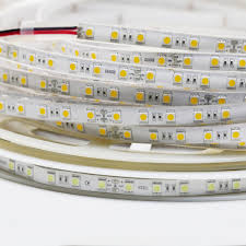 24 volt led light strip reel 65 6ft 20m single row flexible
