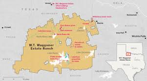 wt waggoner ranch map waggoner daniel the handbook of state