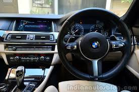 review bmw 530d 2014 bmw 530d m sport review cabin indian autos