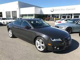audi a5 for sale vancouver used audi vehicles for sale in vancouver second audi for