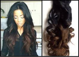 ombre clip in hair extensions 24 chocolate ombré clip in hair extensions 100g 100 human hair