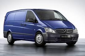 mpv van mercedes benz freshens up viano mpv and vito van