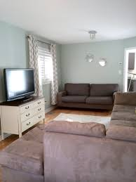 Grey Sofa What Colour Walls by Living Room Makeover Wall Colour Sherwin Williams Comfort Gray