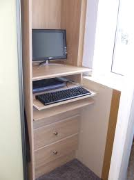 hidden home office furniture home office mirror image