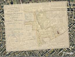 London On Map Historic London On Google Earth Richard Boardman U0027s Blog