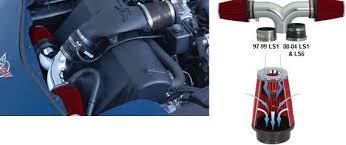 c5 corvette cold air intake c5 corvette air intake system rpidesigns com