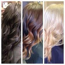 black hair to blonde hair transformations hair transformation black to blonde redken color hair by linda