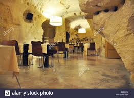 dining are in hotel sant angelo created in a former family cave