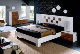 bedroom design gray and brown bedroom modern black and white