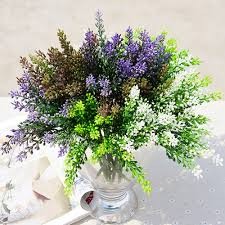 Decorative Flowers For Home by Online Get Cheap Lavender Vase Aliexpress Com Alibaba Group