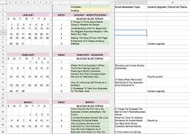 how we plan our editorial calendar tips on how to plan yours too