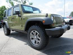 commando green jeep commando green 2013 jeep wrangler unlimited rubicon 4x4 exterior