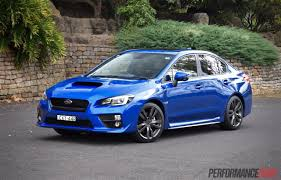 2016 subaru impreza hatchback 2016 subaru wrx review manual u0026 cvt auto video performancedrive