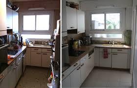 moderniser une cuisine en ch e comment relooker une cuisine maison design bahbe com