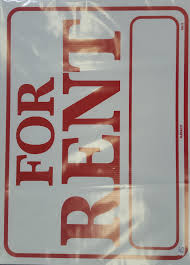 forrent for rent signs u2013 eurekarubberstamp com