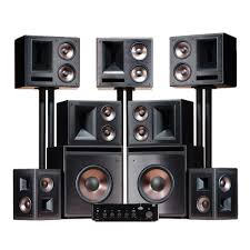 nakamichi home theater system quad 2912 electrostatic loudspeakers