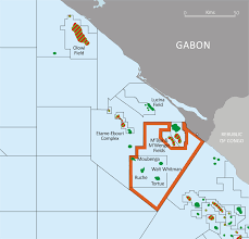 Marin Map Gabon Operations Panoro Energy