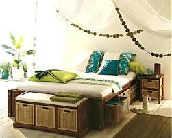 chambre exotique chambre verte et blanche chambre exotique decoration 77 perpignan