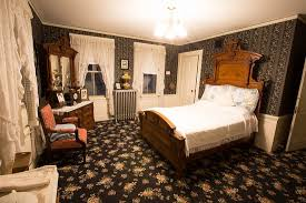 Lizzie Borden Bed And Breakfast Mom Sitting Right Where Mr Borden Was Axed Picture Of Lizzie