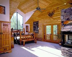 cabin bedrooms log home photos bedrooms bathrooms expedition log homes llc