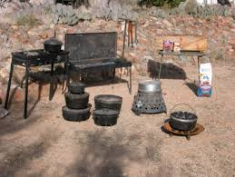 dutch oven cooking table dutch oven cooking cowboy showcase