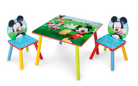 Mickey Mouse Lawn Chair by Delta Children Disney Mickey Mouse Table And Chair Set Baby