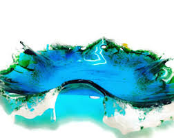 Splash Home Decor Ocean Home Decor Etsy