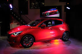 mazda trucks canada 2016 mazda2 makes north american debut in canada