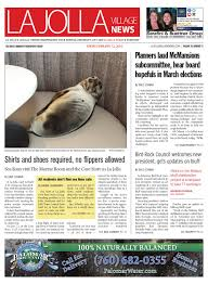 la jolla village news february 12th 2016 by san diego community