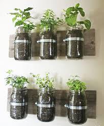 les herbes aromatiques en cuisine diy une jardinière de plantes aromatiques dans votre cuisine frizbiz
