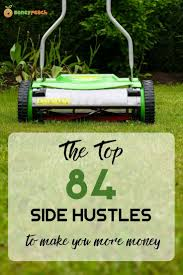 the top 84 side hustles add some more money to your life money