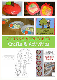 21 johnny appleseed activities for kids gym craft laundry