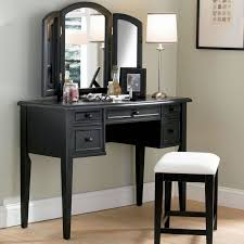 Granite Top Bedroom Set by Makeup Vanity Table With Lighted Mirror Black Bedroom Set Sets