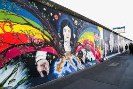 the berlin wall s iconic east side gallery the wanderblogger the berlin wall east side gallery