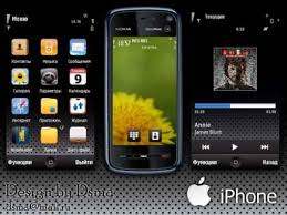 iphone themes nature iphone theme for nokia n97 n97 mini free download in nature art tag