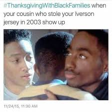 Funny Twitter Memes - thanksgiving with black families memes twitter 2017 thanksgiving