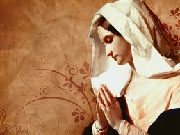 thanksgiving prayer to mother mary luke 1 26 56 thoughtful mary redeeming god