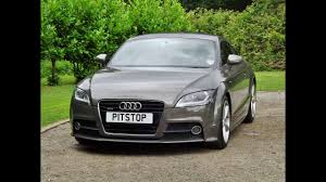 audi crawley used cars audi tt 2 0 tfsi quattro s line for sale at taylors pitstop garage