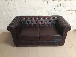 Vintage Leather Chesterfield Sofa Vintage Leather Chesterfield Union Sofa Shakunt Vintage