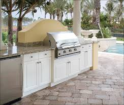 Outdoor Kitchen Stainless Steel Cabinets Kitchen Big Green Egg Outdoor Kitchen Outdoor Kitchen Design
