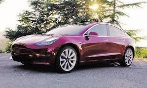 tesla invites model 3 reservation holders to design their cars
