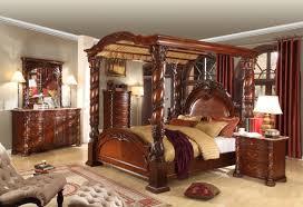 Zen Bedroom Set J M Mcferran Furnishings B1900 Canopy Bedroom Set Solid Hardwood And