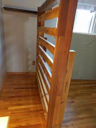 reclaimed cedar fence post bed frame 6 steps with pictures