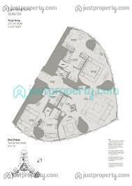 armani residence floor plans justproperty com