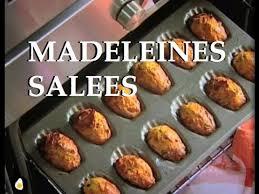 recettes de julie andrieu cuisine les recettes de julie andrieu madeleines salées