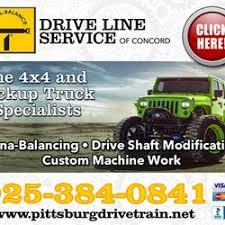 concord si e auto drive line service of concord auto repair 961 garcia ave