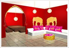 chambre indienne d馗oration décoration indienne intérieure